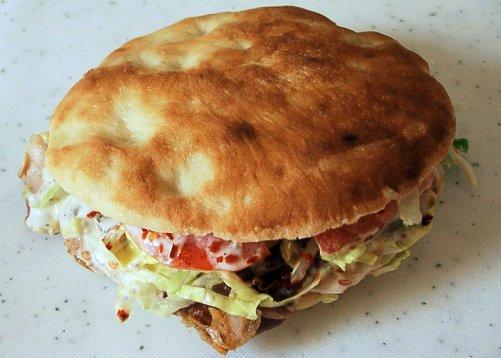 Kebab, receta típica de Turquía