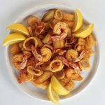 Pescaito frito, sabor a Andalucia