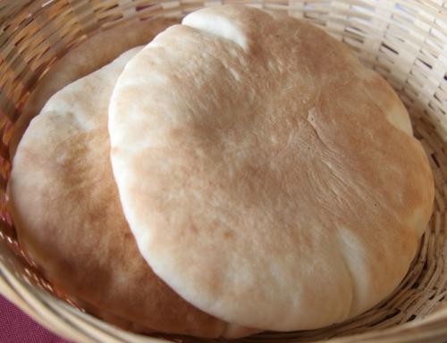 Cómo preparar Pan de Pita casero