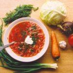 Bortsch, lo más popular de la cocina ucraniana