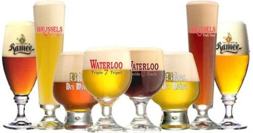 Tipos de cervezas belgas