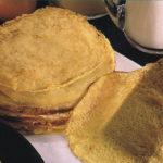 Filloas, crêpes made in Galicia