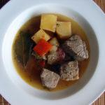 Marmitako, una receta de Bonito del Norte