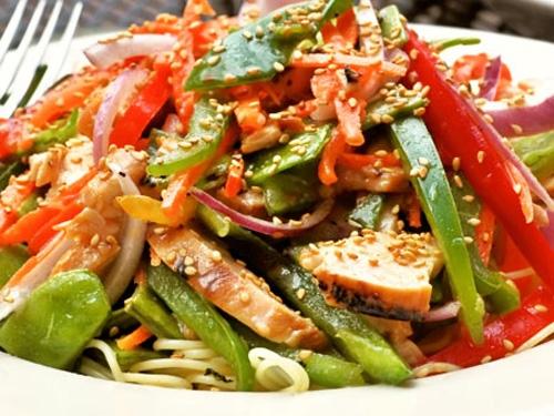 Resultado de imagen para imagenes de chop suey vegetariano