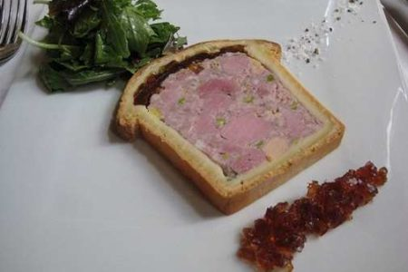 Paté en Croute, delicia francesa