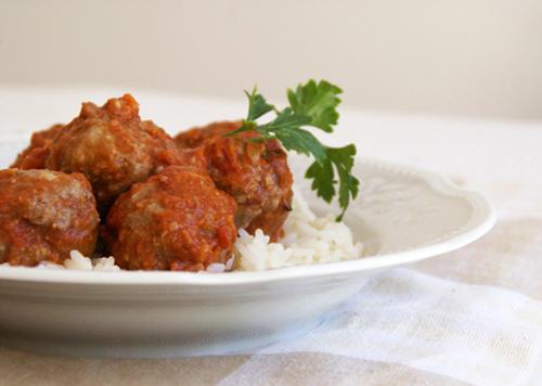 Albondigas de carne y su origen arabe