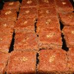 El keppe en la gastronomía árabe