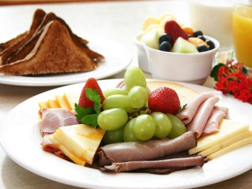 El clasico desayuno brasileño