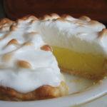 Lemon pie, un postre inglés