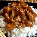 Pollo al Sésamo, receta china