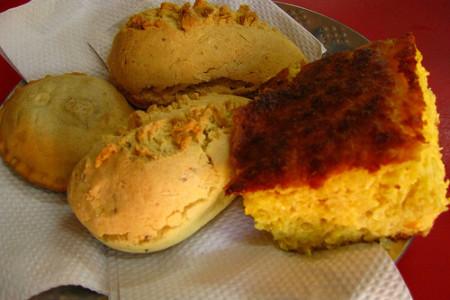 Chipa guazú, gastronomía paraguaya