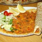 Lahmacun, pizza de origen turco
