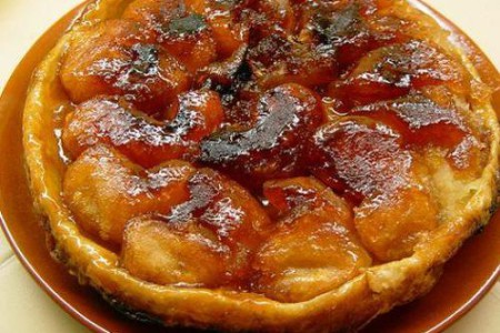 La Tarta Tatin y su origen en Francia