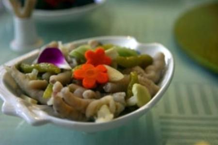Cocina de Shanghái, sabrosa gastronomía china
