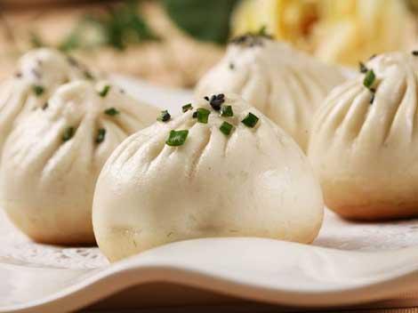 receta Shengjian mantou