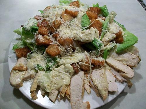 Recetas De Ensaladas. receta ensalada cesar