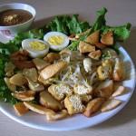 Gado Gado, receta tradicional de Indonesia