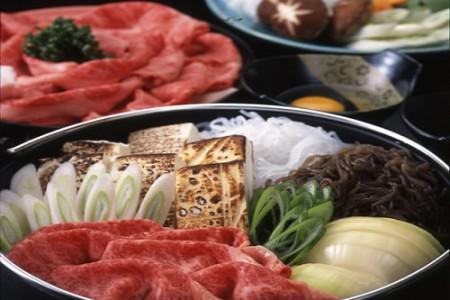 Sukiyaki, plato nacional japonés