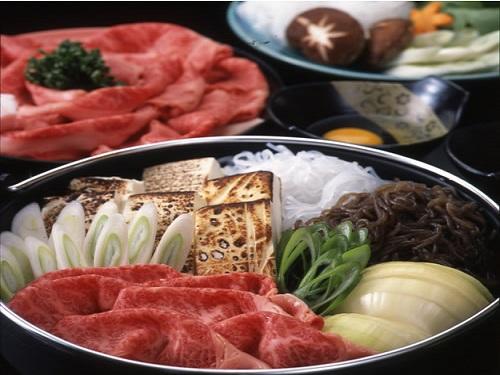 sukiyaki japones