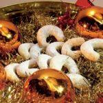 Vanillekipferl, galletas navideñas austriacas