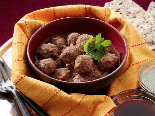 Kufta, plato típico de Egipto