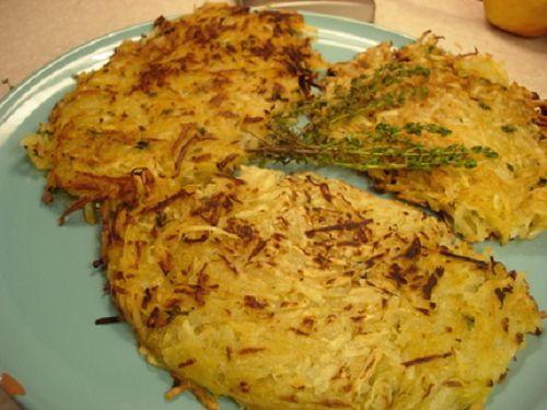 Rosti, plato típico suizo