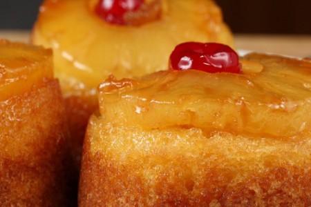 Torta de Piña, postre venezolano
