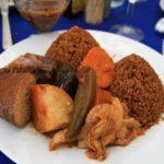 Tiéboudienne, plato tradicional de Senegal