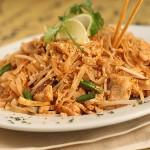 Pad Thai, plato de la cocina Tailandesa