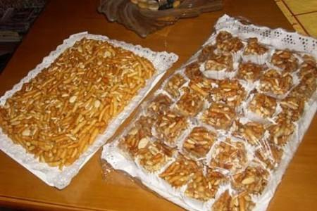 Piñonate, exquisito dulce venezolano