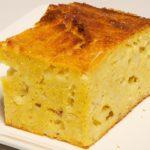 Sopa Paraguaya, sopa sólida de Paraguay