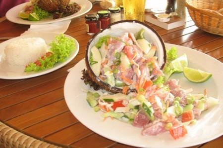 Conocer la gastronomía de la Polinesia Francesa