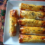 Borek, empanadas de Argelia