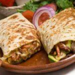 Receta de burritos mexicanos