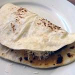 Baleada, en la gastronomía de Honduras