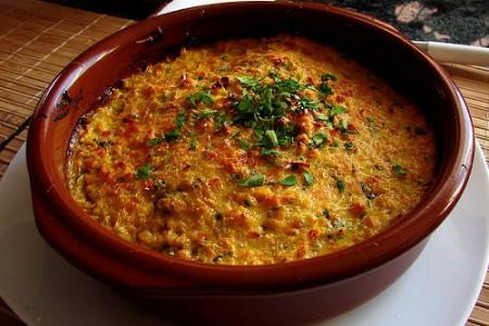 Pastel de choclo, un clásico en la cocina chilena