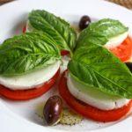 Cómo preparar ensalada caprese, de origen italiano
