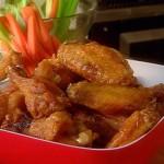 Buffalo wings, gastronomía en Estados Unidos