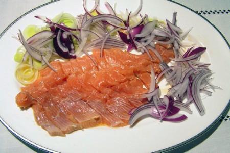 Receta de Rakfisk, plato tradicional de Noruega