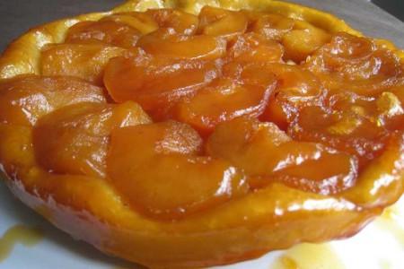 Tarte Tatin, tarta francesa de manzanas