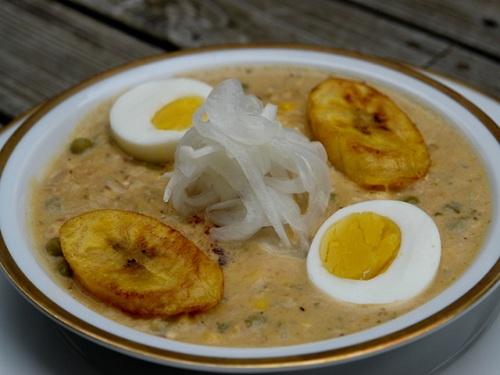 Fanesca, sopa tipica de Ecuador