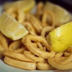 Calamares fritos, gastronomía de Cantabria