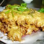 Tortilla de Ostra, cocina en Taiwán