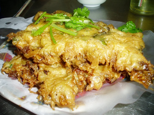 Tortilla de Ostra