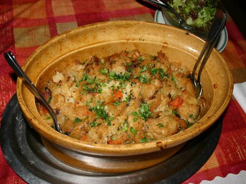 Cómo preparar Baeckeoffe, tradición en Alsacia