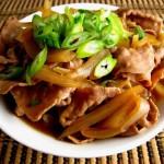 Receta de Gyudon, en la gastronomía japonesa