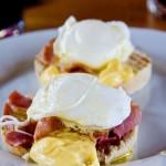 Huevos a la benedictina, gastronomía de Canadá