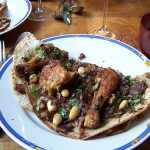 Musakhkhan, plato tradicional de la cocina palestina