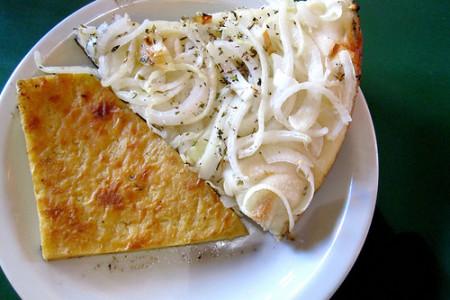 Fainá argentina, ideal para acompañar la pizza