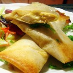 Brik, pan fino relleno en la gastronomía de Túnez